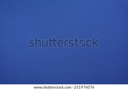 Sport shirt clothing texture and background - stock photo
