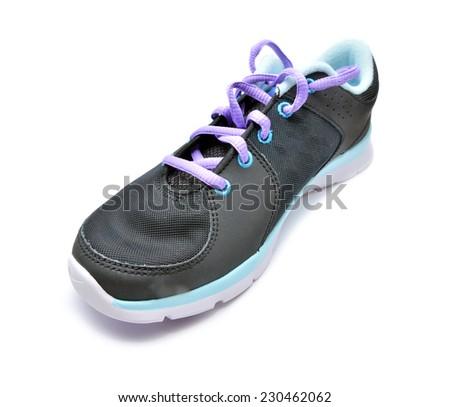 sport shoe  - stock photo