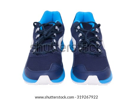 Sports shoes - stock photo