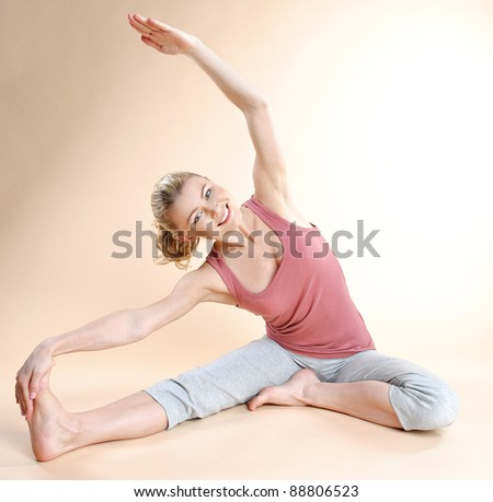 Sports time. - stock photo