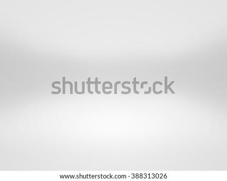 Spotlight Clean Room Background - stock photo