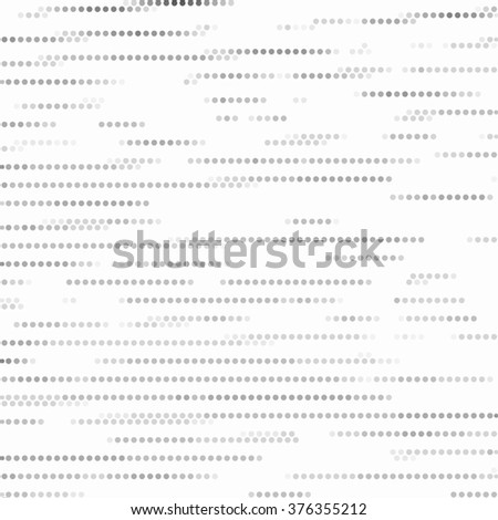 Spotted grunge grid line black and white texture. Ink grunge brush. Illustration background