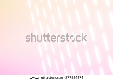 spotted lights on bright background - rainbow colors - stock photo
