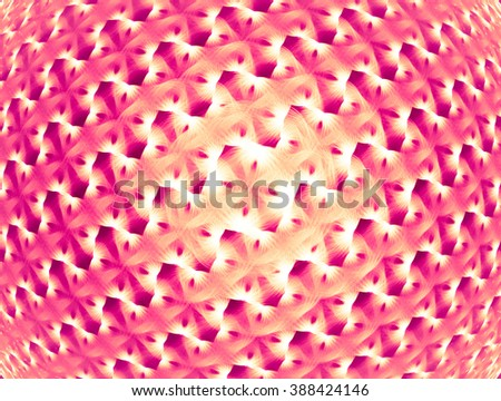 Spring, easy and cheerful abstract background. Texture of soft pink, with glare sparkles golden pearl tones - stock photo