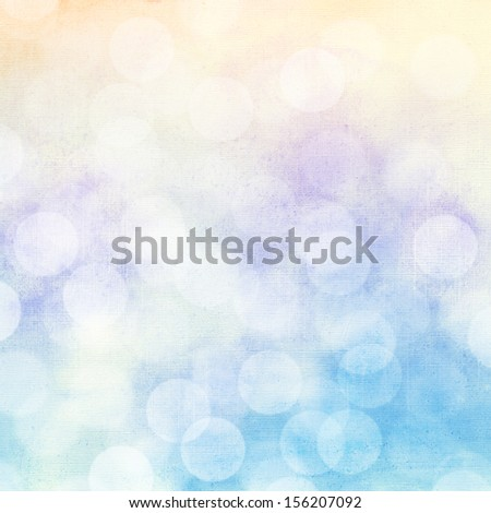 Spring or summer abstract nature background with paper texture - stock photo