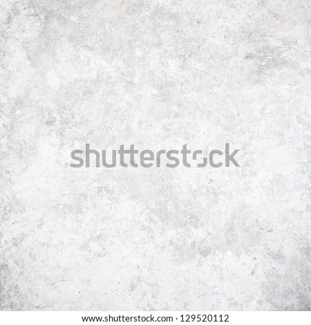 Square empty stone plaster wall - stock photo