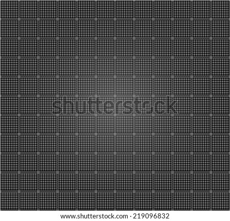 Square grid background. illustration