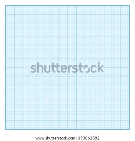 Square grid background on white background. - stock photo