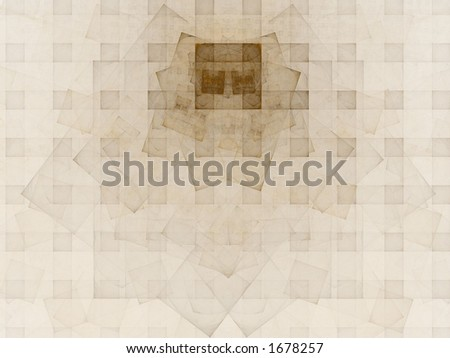 Squared - stock photo