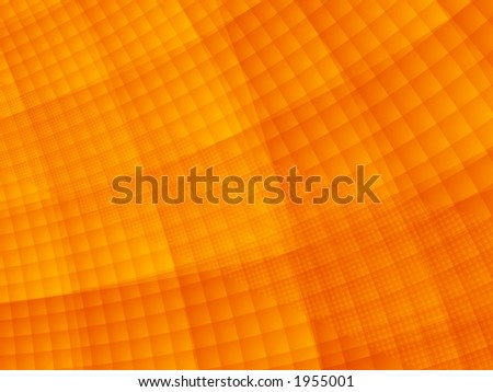 Squares of Orange - High Resolution Illustration.  Suitable for graphic or background use.  Click the designer's name under the image for various  colorized versions of this illustration. - stock photo