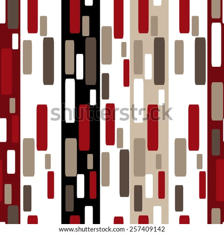 Squares seamless bright pattern geometric wallpaper background  - stock photo