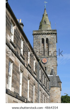 st andrews university