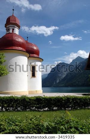 St. Bartholomae - stock photo