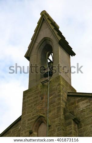 St Davids Church at Haigh near Wigan, Lancashire, United Kingdom - stock photo