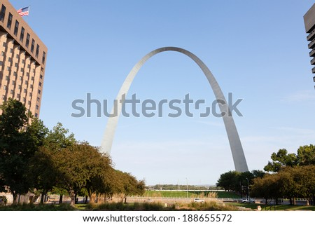 St. Louis, Missouri - stock photo