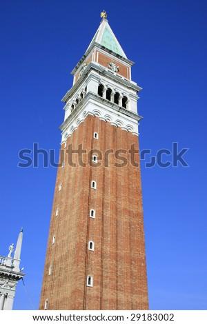 St Mark's Square in Venice - stock photo