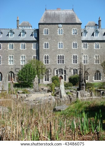 St. Patrick's College Maynooth, NUI - stock photo