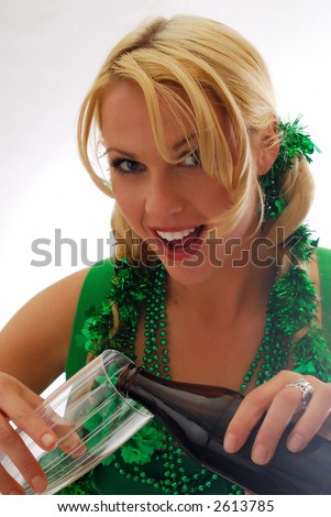 St. Patty's Day - stock photo