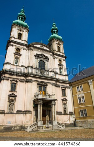 St. Paul's church in Nysa, Poland