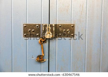 St Thomas Door with a lock & Nailed Shut Stockbilder und Bilder und Vektorgrafiken ohne ... pezcame.com