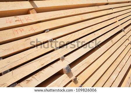 Dimensional Lumber Studs