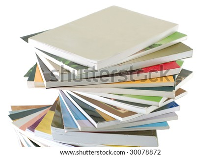 stacking soft-book collection