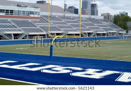 stadium - stock photo