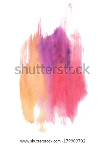 stain - stock photo