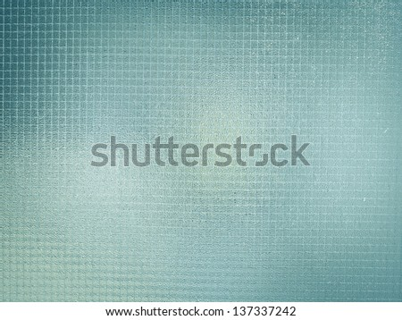 stained glass window, texture pattern background - stock photo