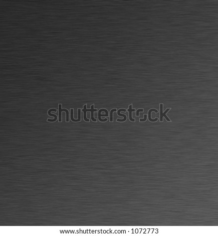 Stainless steel effect - dark - stock photo