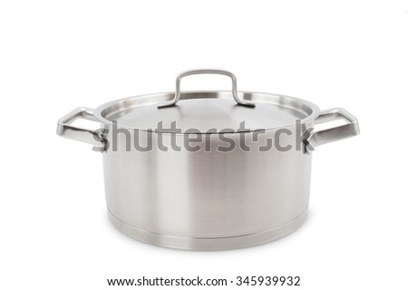 stainless steel kitchen casserole