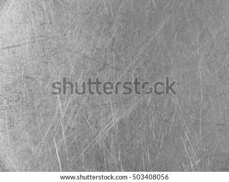 Stainless steel plate texture
