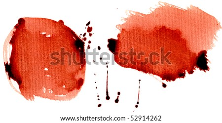 stains - stock photo