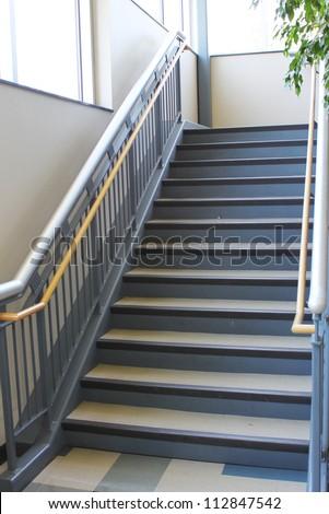 Stairs - stock photo
