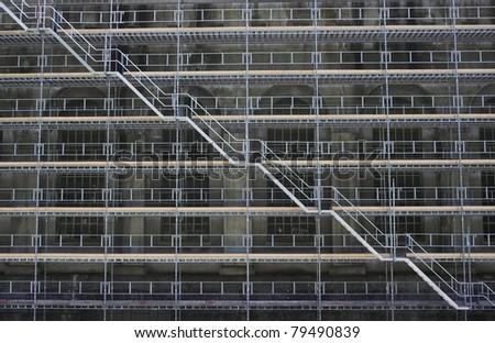 stairway - stock photo