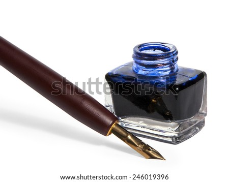 Stamper On Table - stock photo