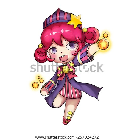 Star Fairy - Character Design