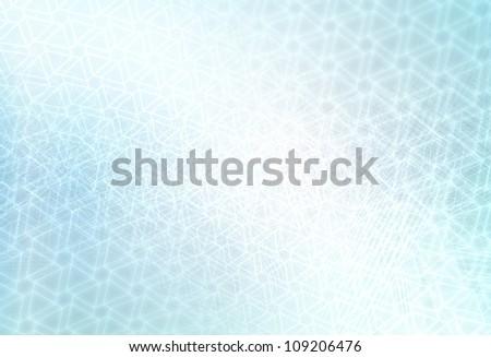 Star Glitter - stock photo