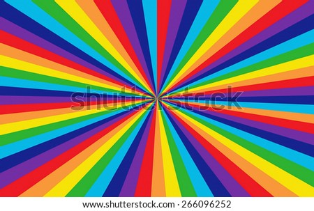 Starburst - stock photo