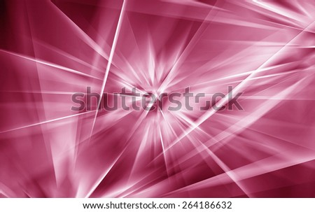 Starbursts - stock photo