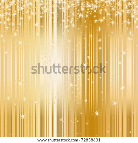 Stars on background - stock photo