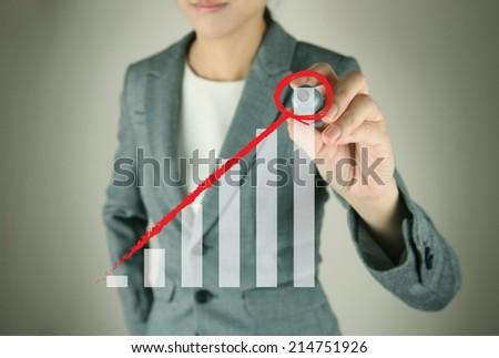 Start to Finish - stock photo