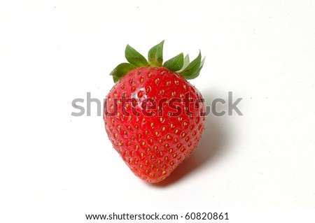 Starwberry - stock photo