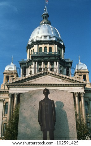 State Capitol of Illinois, Springfield