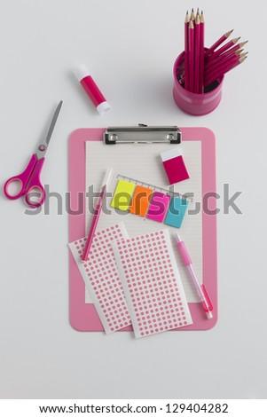 Stationery - stock photo