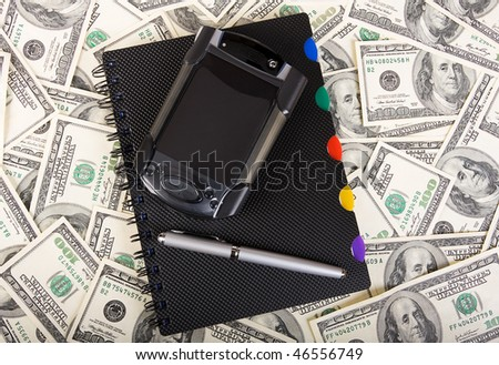 stationery on the money