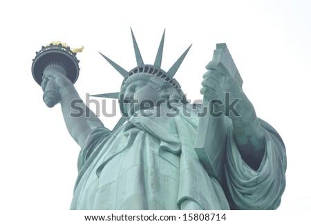 Statue of Liberty,New York #2 - stock photo