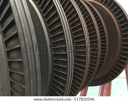 steam turbine is the technology in power plant industry