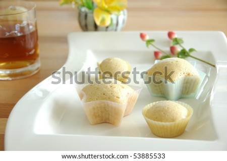 Steamed Cakes