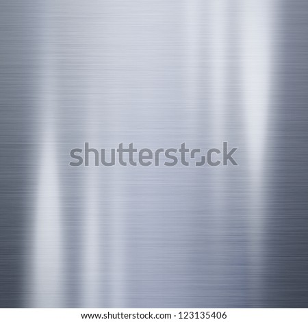 Steel metal background or texture - stock photo